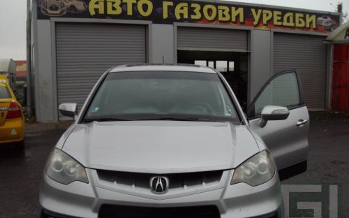 Acura RDX Turbo