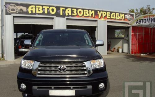 Toyota Tundra V8 - GI