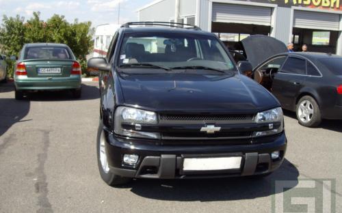 Chevrolet Blazer V8